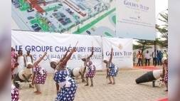 Golden Tulip bouwt in Benin