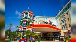 Heus Legohotel geopend in Florida