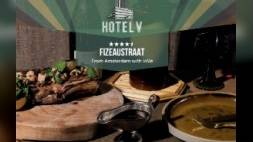 Hotel V opent in uniek Amsterdams pand