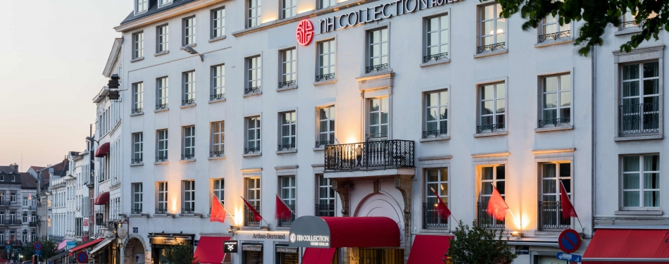 NH Hotel Group voegt tweede hotel toe aan NH Collection merk in België