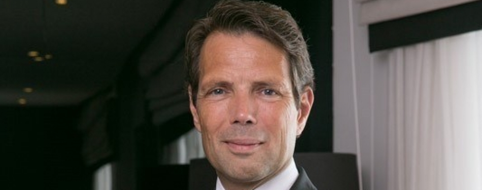 Interstate Hotels & Resorts benoemt Rogier Hurkmans tot regionaal Vice President of Operations