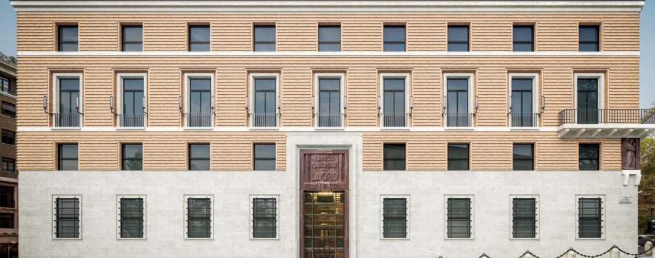 Rosewood Hotels & Resorts opent in 2023 hotel in Rome